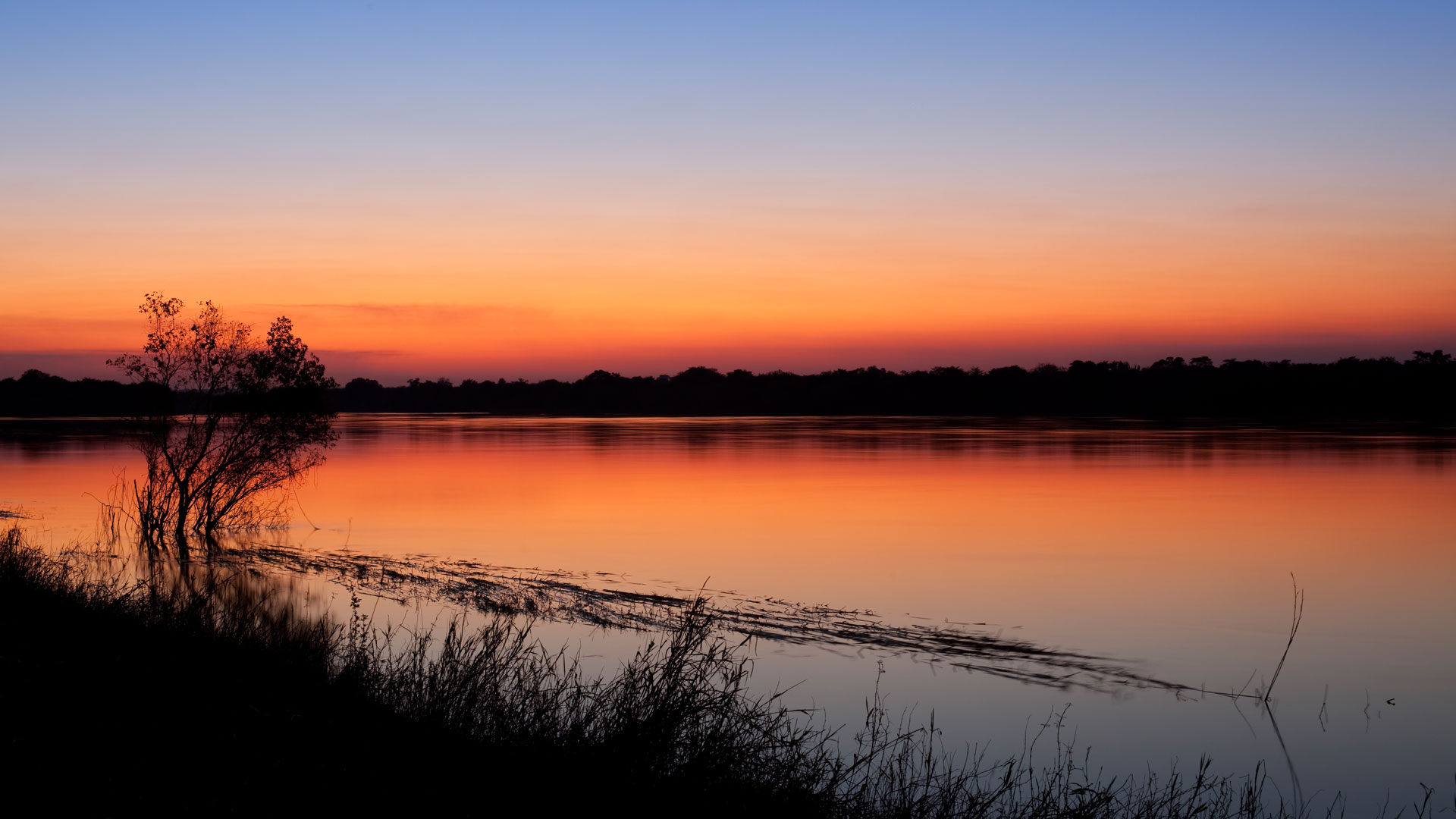Zambezi National Park is a haven for adventure seekers