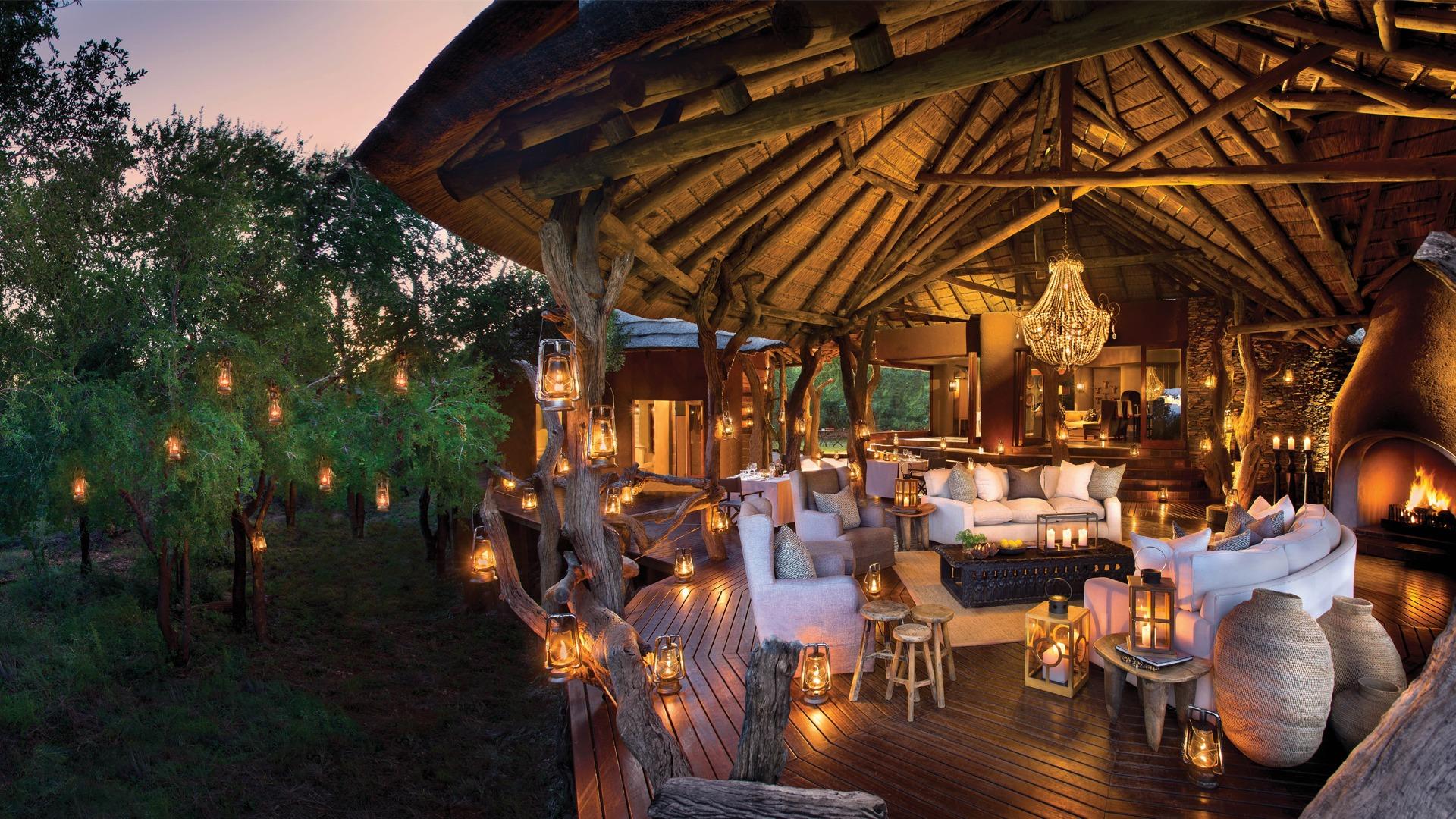 Madikwe Safari Lodge Game Reserve Andbeyond