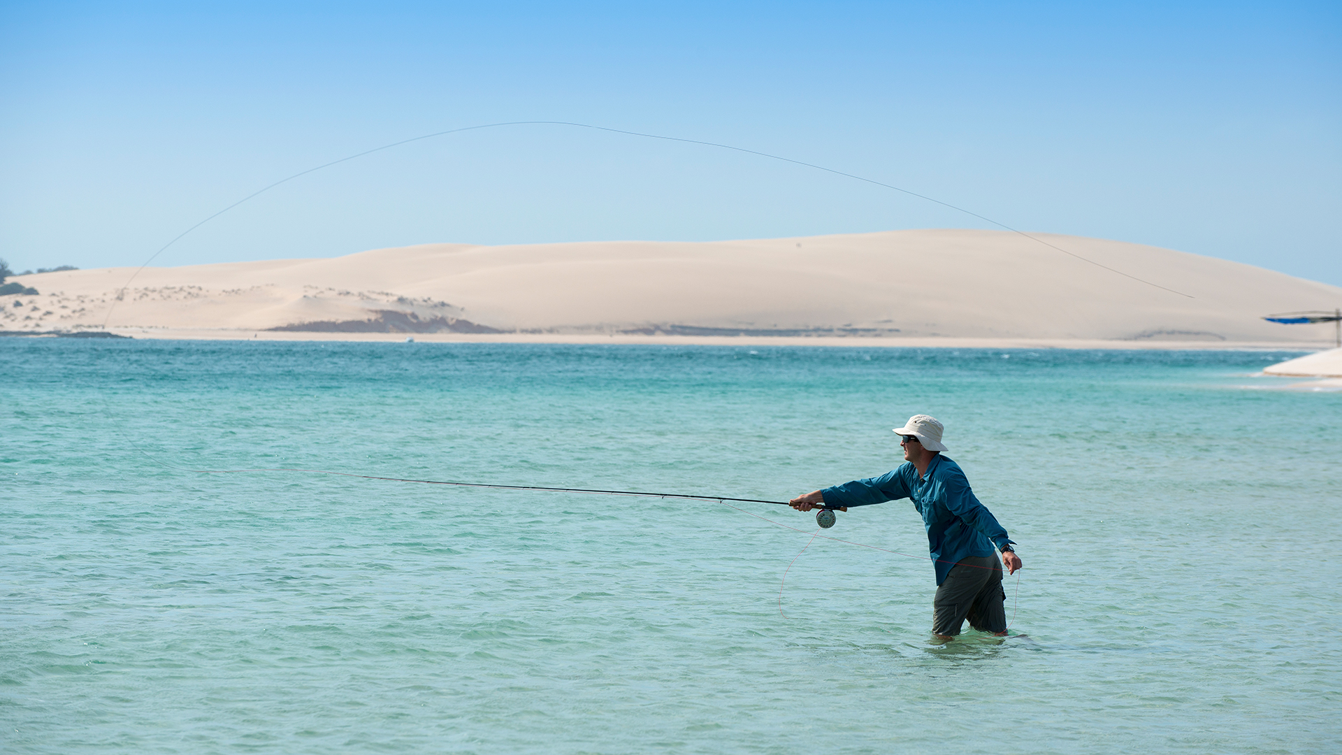 Bazaruto Archipelago is a world-renowned fishing destination
