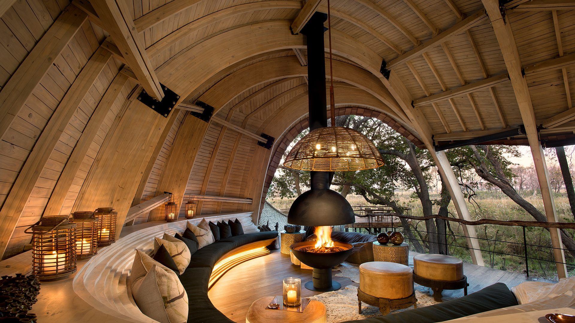 Our Lodges Archive | Luxury African Safaris,South America & South