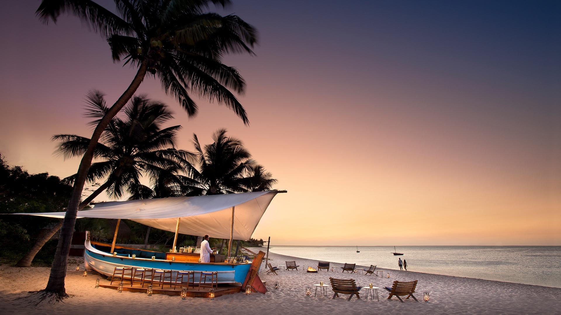 Andbeyond Benguerra Island Luxury