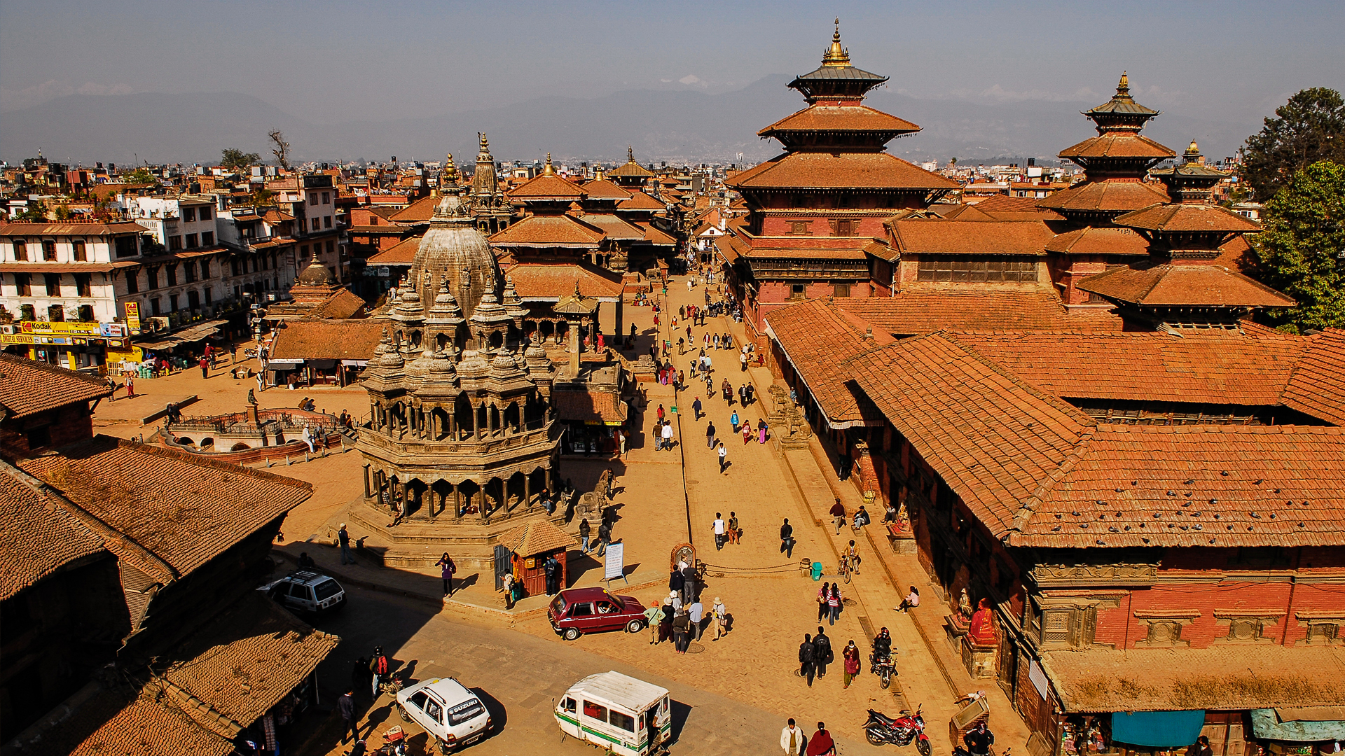 Visit the city of Patan | Luxurious Palace | Nepal | andBeyond
