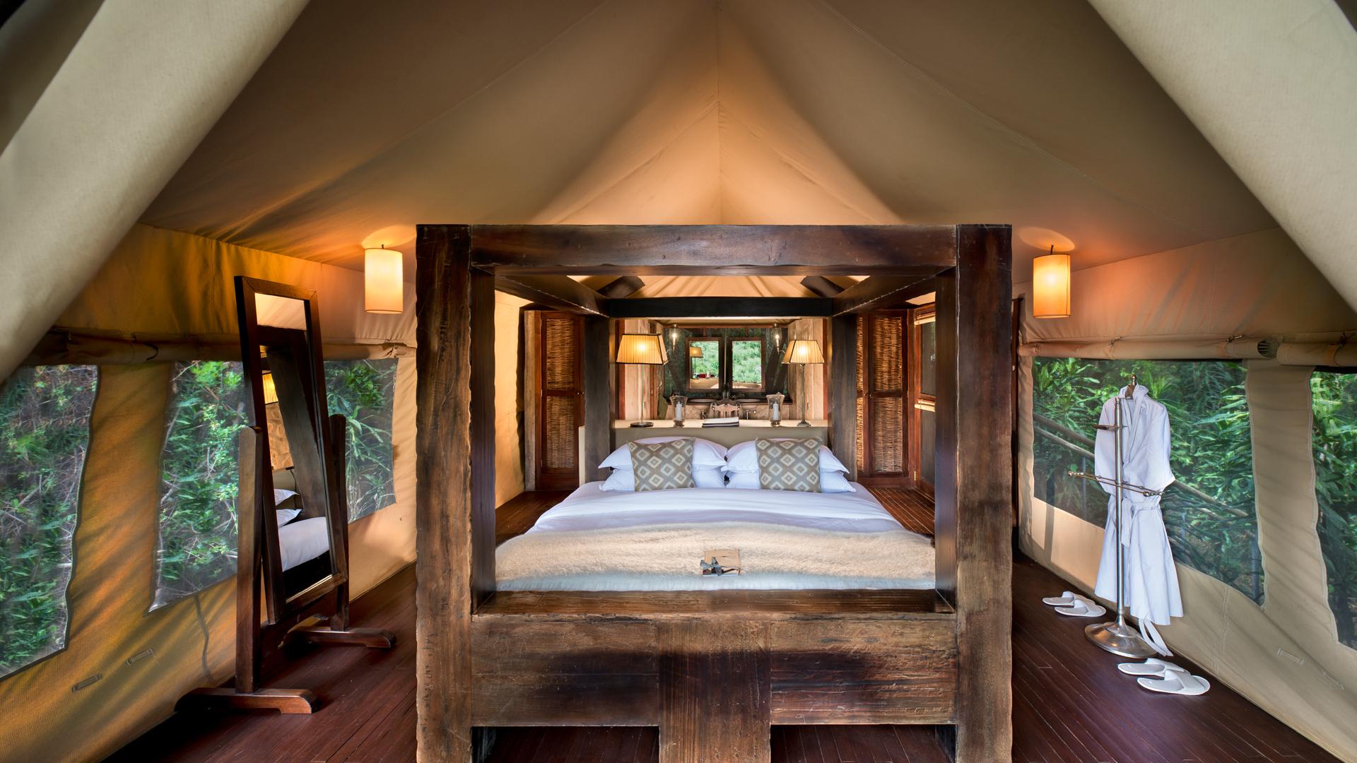 Kichwa Tembo Tented Camp, Masai Mara - Kichaka Tours and Travel Kenya