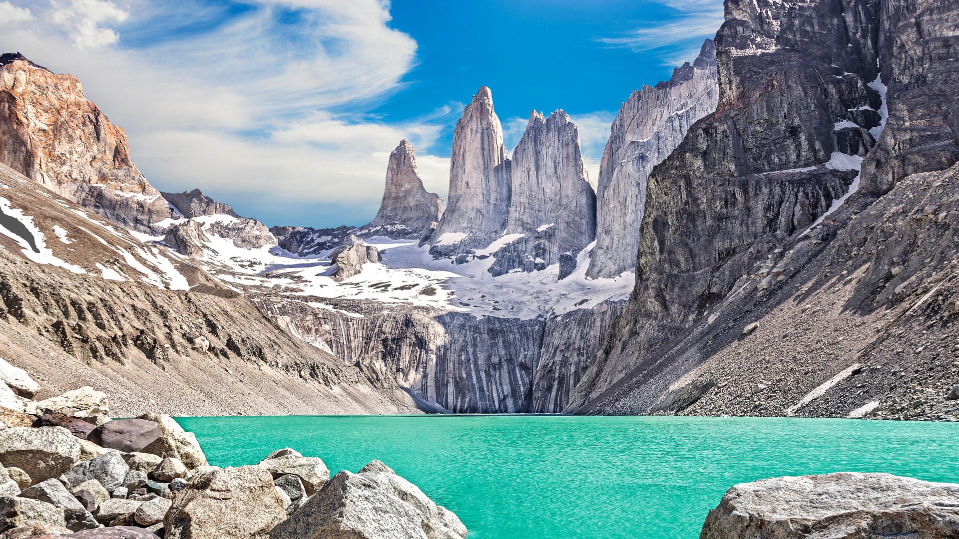 Trek Base Torres Torres Del Paine National Park Andbeyond