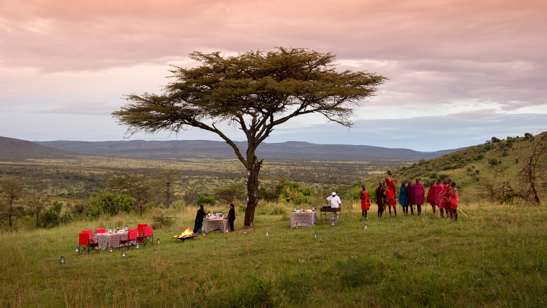 Luxury African Safaris | South America & Asia Tours | andBeyond
