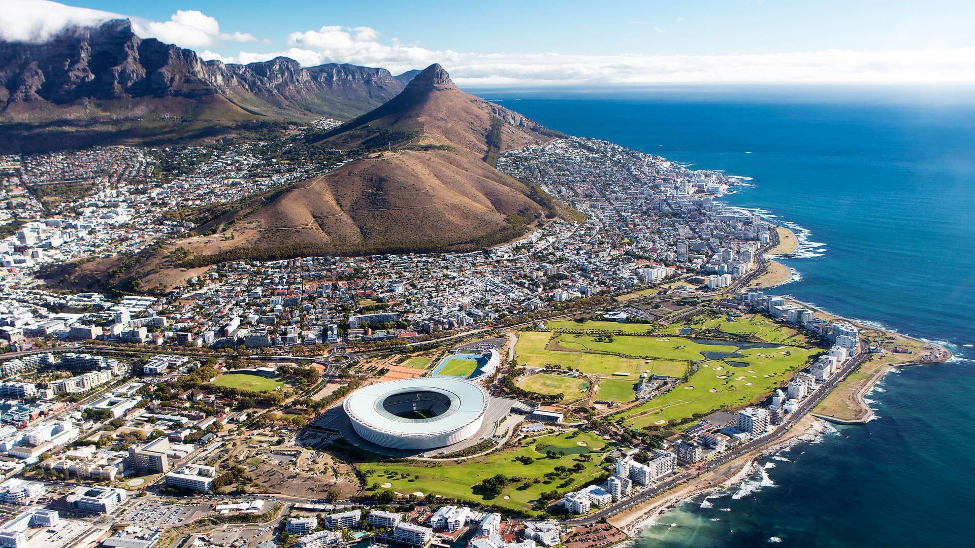 Cape Town | south africa no coronavirus