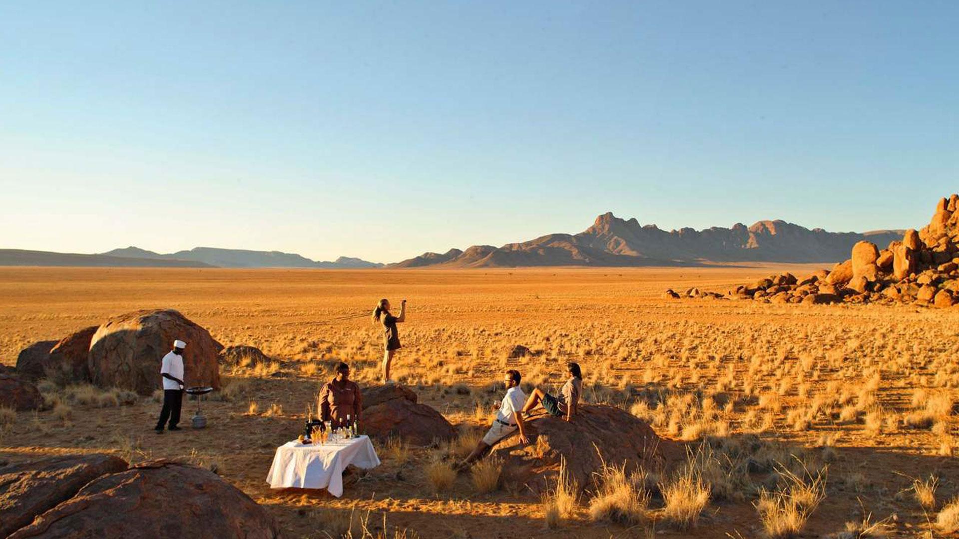 Namibia Tours & Safaris | Luxury Namibia Safari | andBeyond